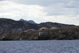Cappucini island